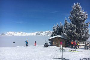 Skidresa Scheffau, Österrike v.8 2019