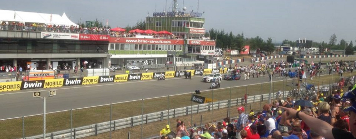 MotoGP, Brno
