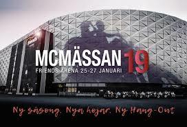 MC Mässa, Stockholm 26-27 jan 2019
